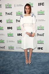 Sarah Paulson at the 2014 Film Independent Spirit Awards Arrivals, Santa Monica Beach, Santa Monica, United States, Saturday, 1st March 2014. Picture by Hollywood Bubbles / i-Images<br /> UK ONLY