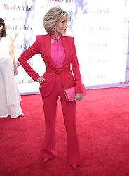 May 7, 2018 - Los Angeles, California, USA - 5/6/18.Jane Fonda at the premiere of ''Book Club'' in Los Angeles, CA. (Credit Image: © Starmax/Newscom via ZUMA Press)