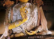 Tsong Kappa statue. Arunachal Pradesh, India