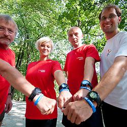 20110819: SLO, Athletics - Recreational running for Mercator Izziv