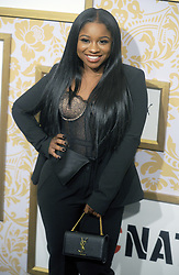Reginae Carter attending Roc Nation's The Brunch at One World Trade Center in New York City, NY, USA, on January 27, 2018. Photo by Dennis van Tine/ABACAPRESS.COM