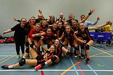 20181129 NED: 8e finale nationale bekertoernooi VV Utrecht - FAST, Utrecht
