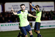 Ashton United FC 0-6 Stockport County FC 18.12.18