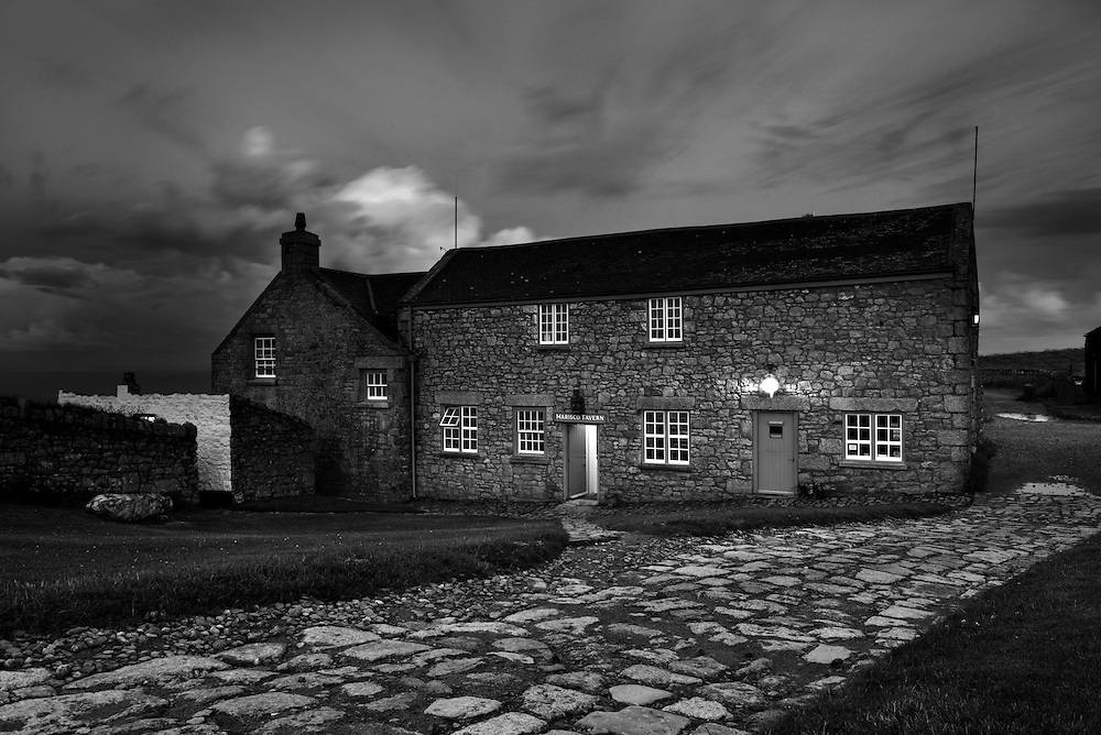 Marisco Tavern on Lundy, Devon