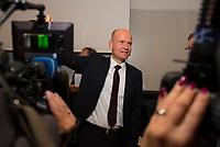 DEU, Deutschland, Germany, Berlin, 06.11.2018: Der CDU/CSU-Fraktionsvorsitzende Ralph Brinkhaus vor Beginn der Fraktionssitzung der CDU/CSU.
