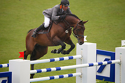 Beerbaum Ludger (GER) - Chaman<br /> World Equestrian Festival, CHIO Aachen 2011<br /> © Dirk Caremans