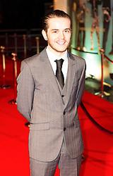 © London News Pictures. 07/11/2013. London, UK. Oliver Lee attending Virgin Media Shorts, BFI IMAX. Photo Credit: Raimondas Kazenas/LNP