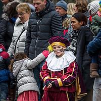 Sinterklaasintocht Sneek 2016