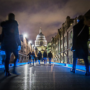 St. Paul's Cathedral vista dal Millennium Bridge<br /> <br /> St. Paul's Cathedral viewed by Millennium Bridge<br /> <br /> #6d, #photooftheday #picoftheday #bestoftheday #instadaily #instagood #follow #followme #nofilter #everydayuk #canon #buenavistaphoto #photojournalism #flaviogilardoni <br /> <br /> #london #uk #greaterlondon #londoncity #centrallondon #cityoflondon #londontaxi #londonuk #visitlondon #StPaulsCathedral #MillenniumBridge<br /> <br /> #photo #photography #photooftheday #photos #photographer #photograph #photoofday #streetphoto #photonews #amazingphoto #blackandwhitephoto #dailyphoto #funnyphoto #goodphoto #myphoto #photoftheday #photogalleries #photojournalist #photolibrary #photoreportage #pressphoto #stockphoto #todaysphoto #urbanphoto