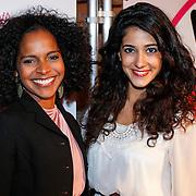 NLD/Amsterdam/20121127 - Inloop uitreiking Viva 400 2012, ???. en Toprak Yalciner