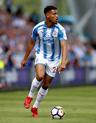 Huddersfield Town's Steve Mounie