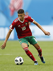 Amine Harit of Morocco