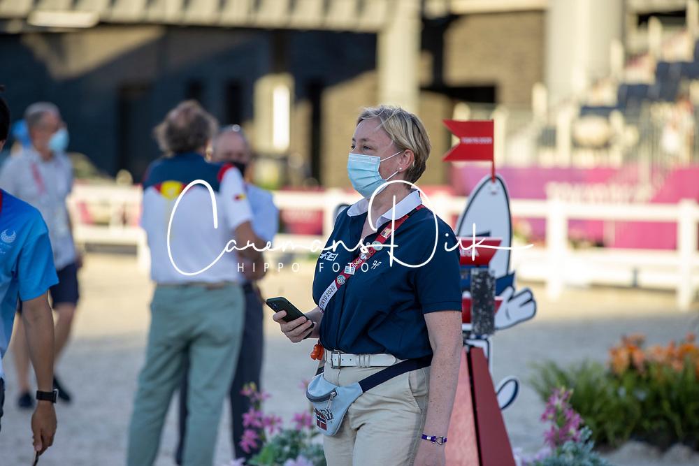 Dubbeldam Marijn, NED<br /> Olympic Games Tokyo 2021<br /> © Hippo Foto - Dirk Caremans<br /> 04/08/2021