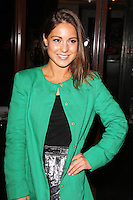 Louise Thompson, Big Smoke - Launch Party, The Soho Sanctum Hotel, London UK, 18 September 2013, (Photo by Brett D. Cove)