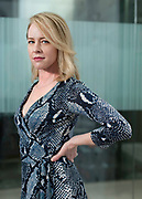 Actress Amy Hargreaves, New York City, 2017