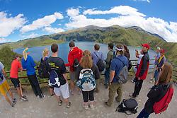 CSBSJU Group, Cuicocha Crater Lake