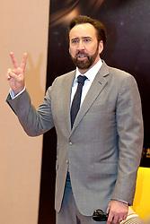December 8, 2018 - Macau, Macau SAR, China - Nicholas Cage bei einer Pressekonferenz auf dem 3rd International Film Festival & Awards Macao. Macau, 08.12.2018 (Credit Image: © Future-Image via ZUMA Press)