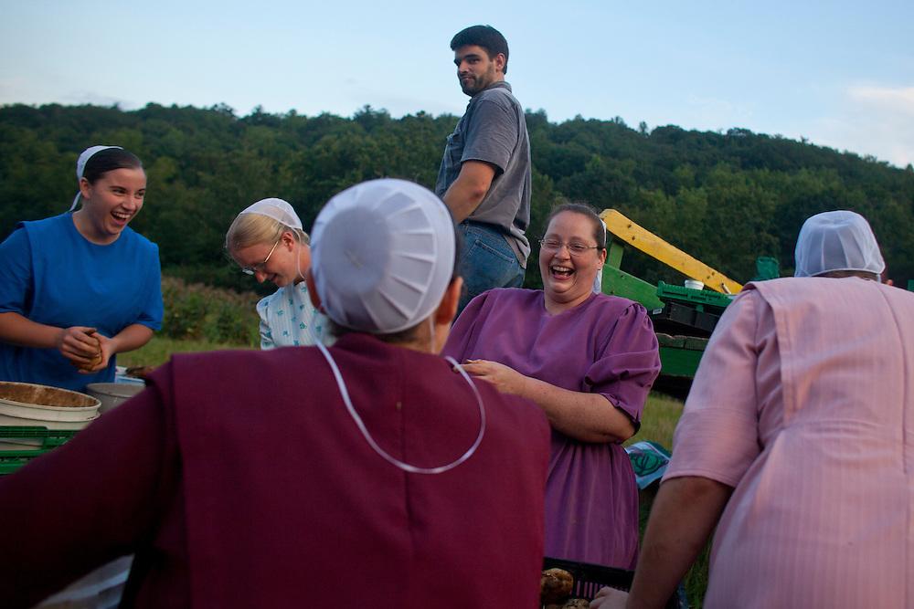 Mennonite Life in Central Virginia