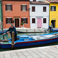 Burano Venice  Colours and lights of Burano...HOW TO LICENCE THIS PICTURE: please contact us via e-mail at sales@xianpix.com or call our offices in Milan at (+39) 02 400 47313 or London   +44 (0)207 1939846 for prices and terms of copyright. First Use Only ,Editorial Use Only, All repros payable, No Archiving.© MARCO SECCHI