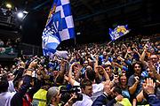 Tifosi Vanoli Cremona<br /> Vanoli Cremona - Happy Casa Brindisi<br /> Finale<br /> LBA Serie A Final 8 Eight Postemobile 2018-2019<br /> Firenze, 17/02/2019<br /> Foto L.Canu / Ciamillo-Castoria