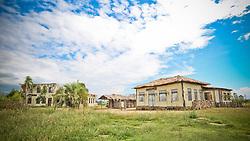 Cidade Cenográfica de Santa Fé, Cidade de Bagé/RS. FOTO: Marcos Nagelstein/Agência Preview