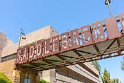 Saddleback College Pedestrian Bridge