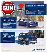 February 28, 2021 (CANADA): Front-page: Today's Newspapers In Canada