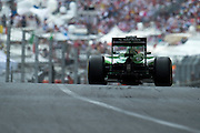 May 25, 2014: Monaco Grand Prix: Caterham F1 team