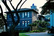 Punahou School, Manoa, Honolulu, Hawaii