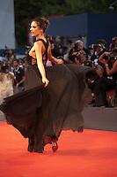 Alessandra Ambrosio at the gala screening for the film Spotlight at the 72nd Venice Film Festival, Thursday September 3rd 2015, Venice Lido, Italy.