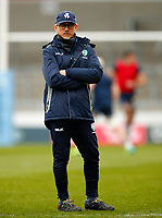 Rugby Union - 2020 / 2021 Gallagher Premiership - Round 4 - Sale Sharks vs London Irish - A J Bell Stadium<br /> <br /> Les Kiss head coach of London Irish at A J Bell Stadium<br /> <br /> Credit COLORSPORT/LYNNE CAMERON