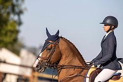 Verberckmoes Maartje, BEL, Jugano van de Vosberg<br /> Belgisch Kampioenschap Jeugd Azelhof - Lier 2020<br /> © Hippo Foto - Dirk Caremans<br /> 30/07/2020
