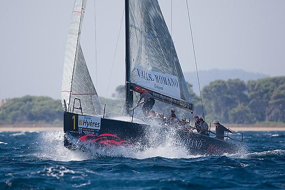 07_005416 © Sander van der Borch. Hyres - FRANCE,  12 September 2007 . BREITLING MEDCUP  in Hyres  (10/15 September 2007). Races 3, 4 & 5.