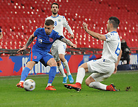 Football - 2022 FIFA World Cup - European Qualifying - Group I - England vs San Marino - Wembley Stadium<br /> <br /> Kieran Trippier of England<br /> <br /> Credit : COLORSPORT/ANDREW COWIE