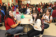 Blue Bell Ice Cream Rewards East Early College High School for Receiving National Blue Ribbon Honor.