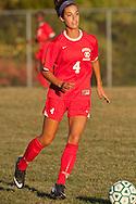 Slate Hill, New York -  Goshen played Minisink Valley in a varsity girls' soccer game on Sept. 26, 2014.