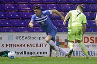 Mark Ross. Stockport County Football Club 1-0 Gainsborough Trinity Football Club, Vanarama National League North, 15.11.16.
