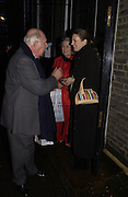 Prince Rupert Loewenstein, Princess Jean Kalitzine with her daughter Katya Galitzine, 1812 Napoleon's Fatal March on Moscow by Adam Zamoyski book launch. Avenue Studios. Fulham Rd. 5 April 2004. ONE TIME USE ONLY - DO NOT ARCHIVE  © Copyright Photograph by Dafydd Jones 66 Stockwell Park Rd. London SW9 0DA Tel 020 7733 0108 www.dafjones.com