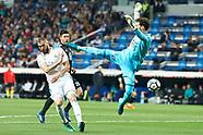 051218 Real Madrid v Celta de Vigo, La Liga football match