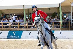 Alexander Housen, BEL, Casillas van de Helle<br /> FEI Jumping European Championships for Young Riders, Juniors, Children - Vilamoura 2021<br /> © Hippo Foto - Leanjo de Koster<br /> 20/07/2021