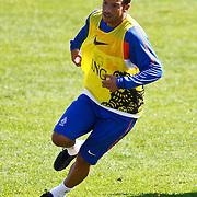 NLD/Katwijk/20100831 - Training Nederlands Elftal kwalificatie EK 2012, Rafael van der Vaart
