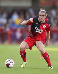 Luke Rooney of Crawley Town - Mandatory by-line: Paul Terry/JMP - 22/07/2015 - SPORT - FOOTBALL - Crawley,England - Broadfield Stadium - Crawley Town v Brighton and Hove Albion - Pre-Season Friendly