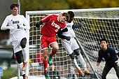 Burlington vs. CVU Boys Soccer Semifinal 10/30/18