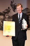 Walter R÷HRL, ADAC Motorsport Ehrenpreis, Sportlegende, Rallye World Champion - <br /> ADAC SPORT GALA 2016 - 17.12.2016, Motorsportler Ehrung in M¸nchen, Motorsportler des Jahres - Photo Credit: © ATP / THILL Arthur