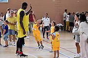 Jamil Wilson<br /> Manital Auxilium Torino - Novipiu' Junior Casale Monferrato<br /> Lega Basket Serie A 2016/2017<br /> Sauze d'Oulx 03/09/2016<br /> Foto Ciamillo-Castoria