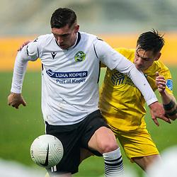 20201205: SLO, Football - Prva Liga Telekom Slovenije 2020/21, NK Domzale vs NK Koper