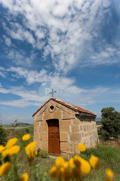 Ermita del Calvario Briones. La Rioja ©Daniel Acevedo / PILAR REVILLA