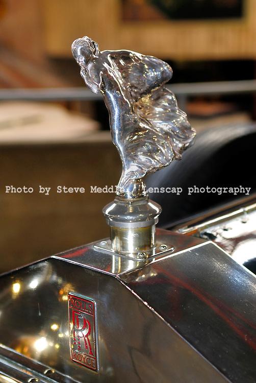 The Whisper, Spirit of Ecstasy, Rolls Royce Emblem - August 2009