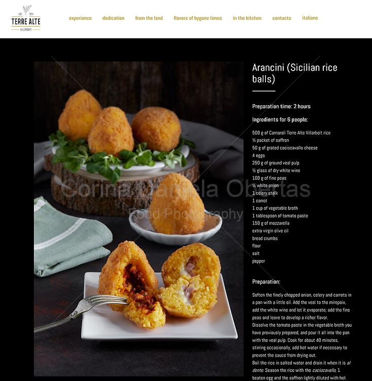 Published 2019 - Arancini (Sicilian Rice Balls) Recipe