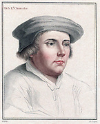 Richard Rich (1496?-1567) English lawyer and statesman. Lord Chancellor of England 1548-1551. After Holbein.
